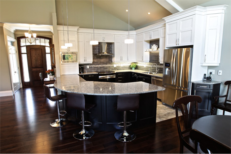 Handcraft Kitchen Renovation by Jim Williams Construction